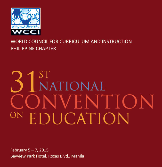 31st National Convention on Education