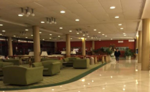 Danubius Flamenco, Conference Hotel Lobby on the left side