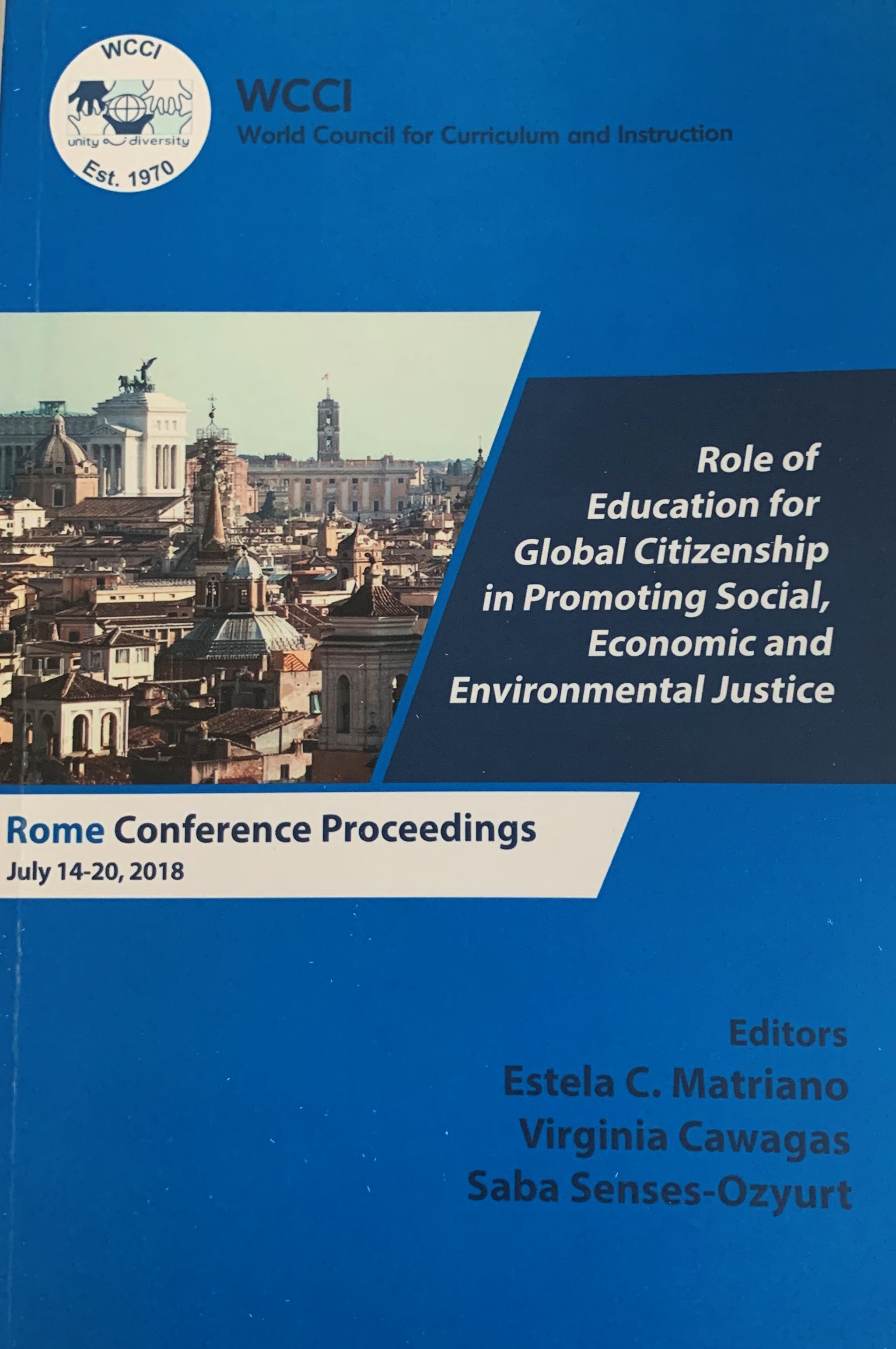 Rome conference proceedings